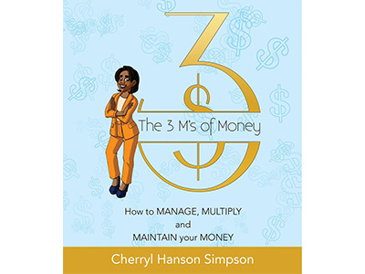 Book cover designed for The 3 M's of Money