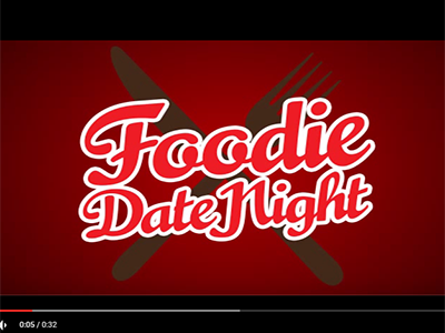 Foodie Date Night promo