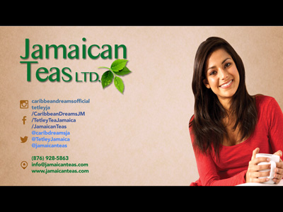 Jamaican Teas Slideshow