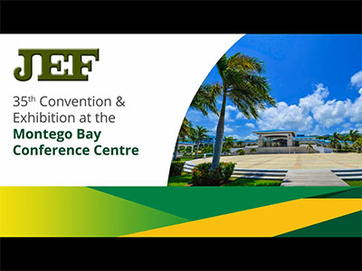 JEF Convention 2017 Ad